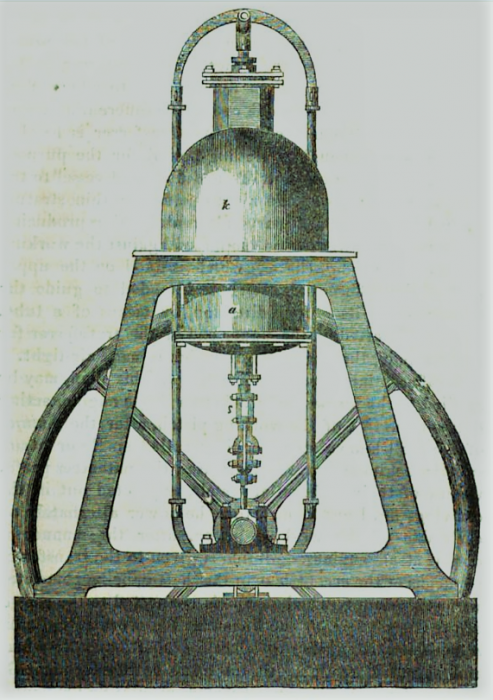 Parkinson and Crossley's Air Engine - Fig. 2