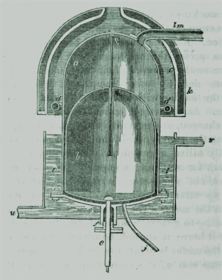 Parkinson and Crossley's Air Engine - Fig. 3