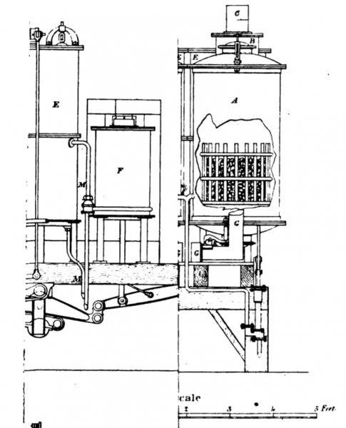 The Cayley 1837 Hot Air Engine